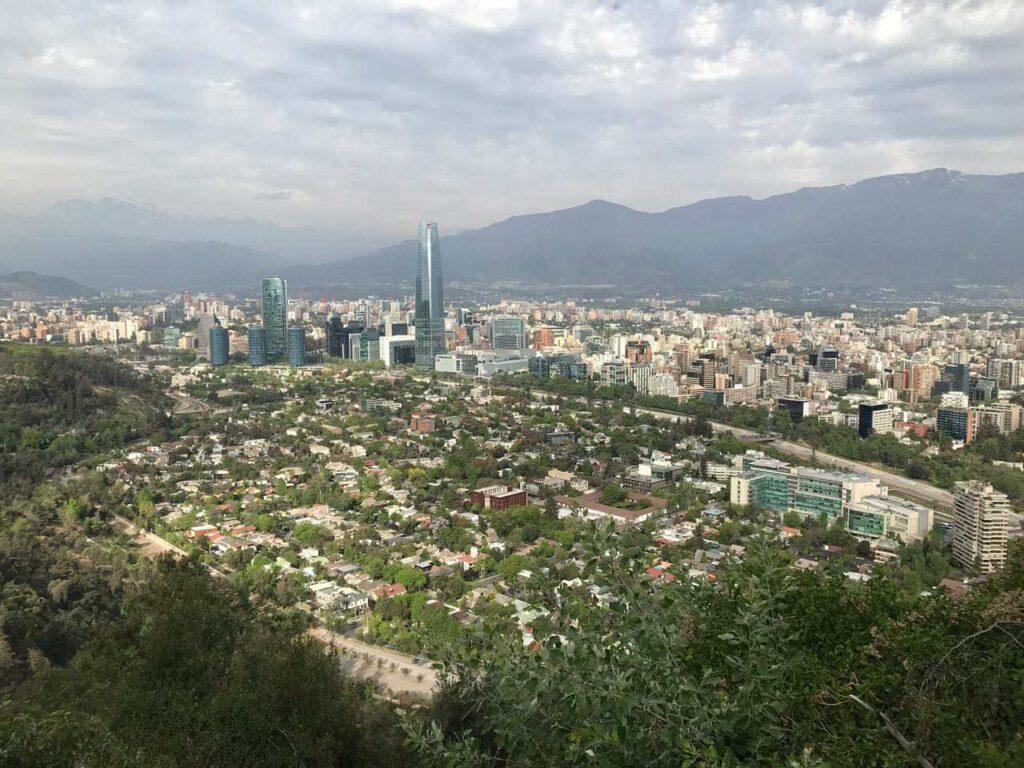 Cerro San Cristóbal, o que fazer em Santiago