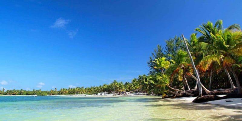 Praia da Daniela na Ilha da Magia