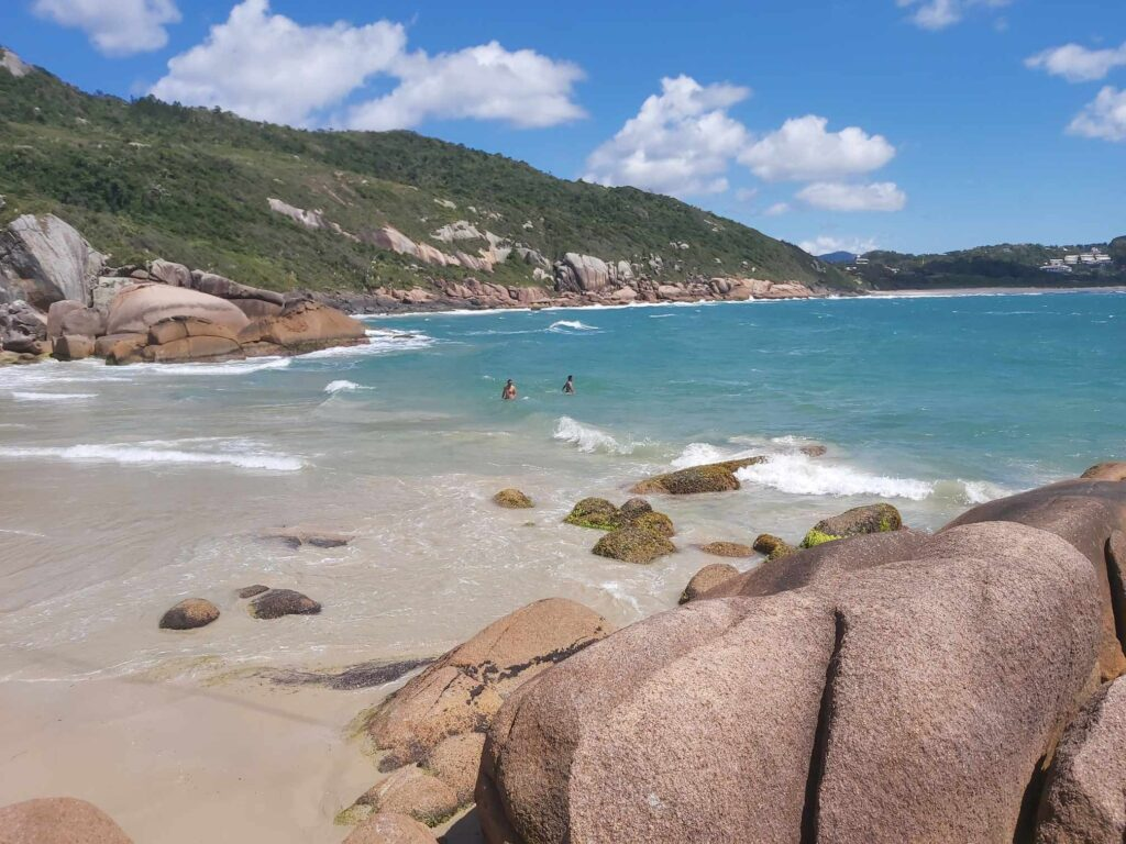Praia do Gravatá, melhores praias de Florianópolis