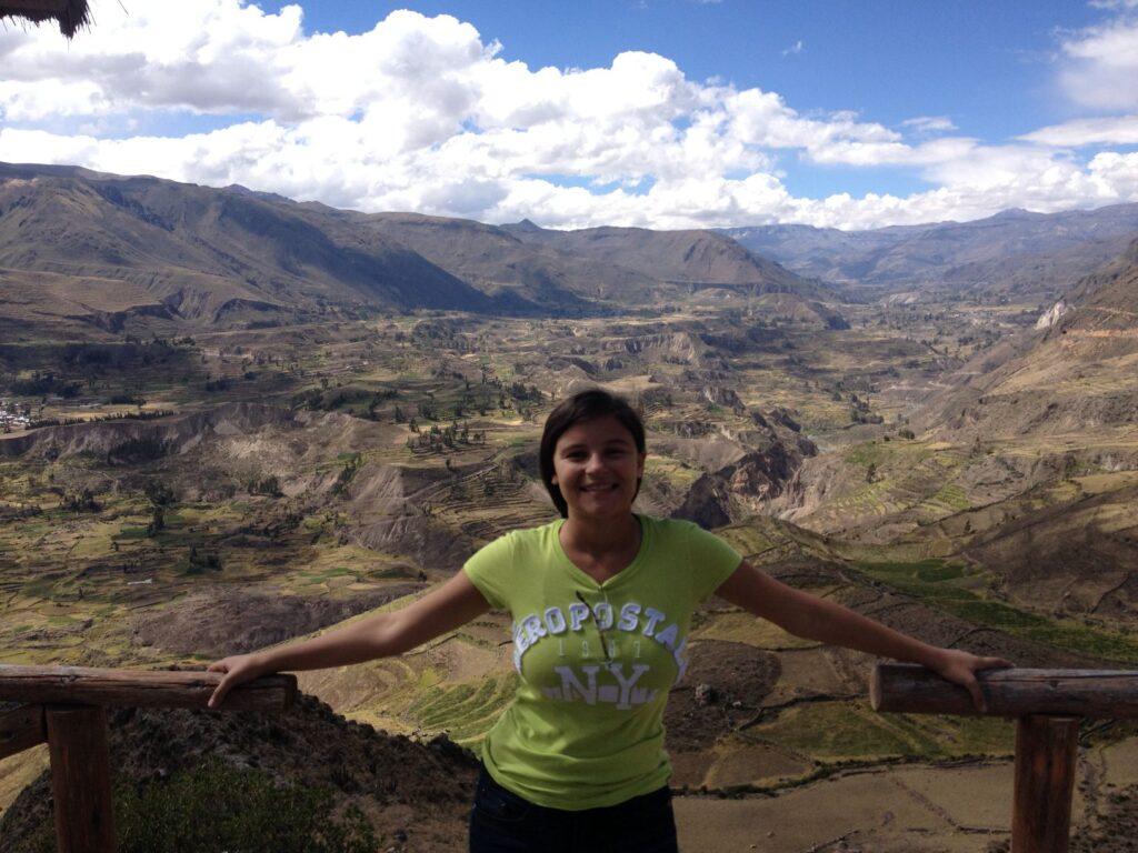 Cânion del Colca Arequipa