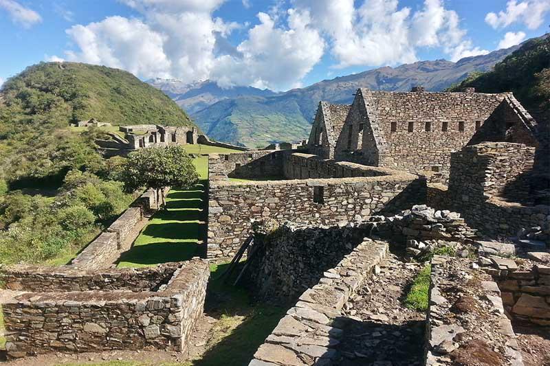 Coquequirao no Peru