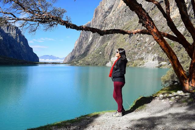 Cidades no Peru Huaraz