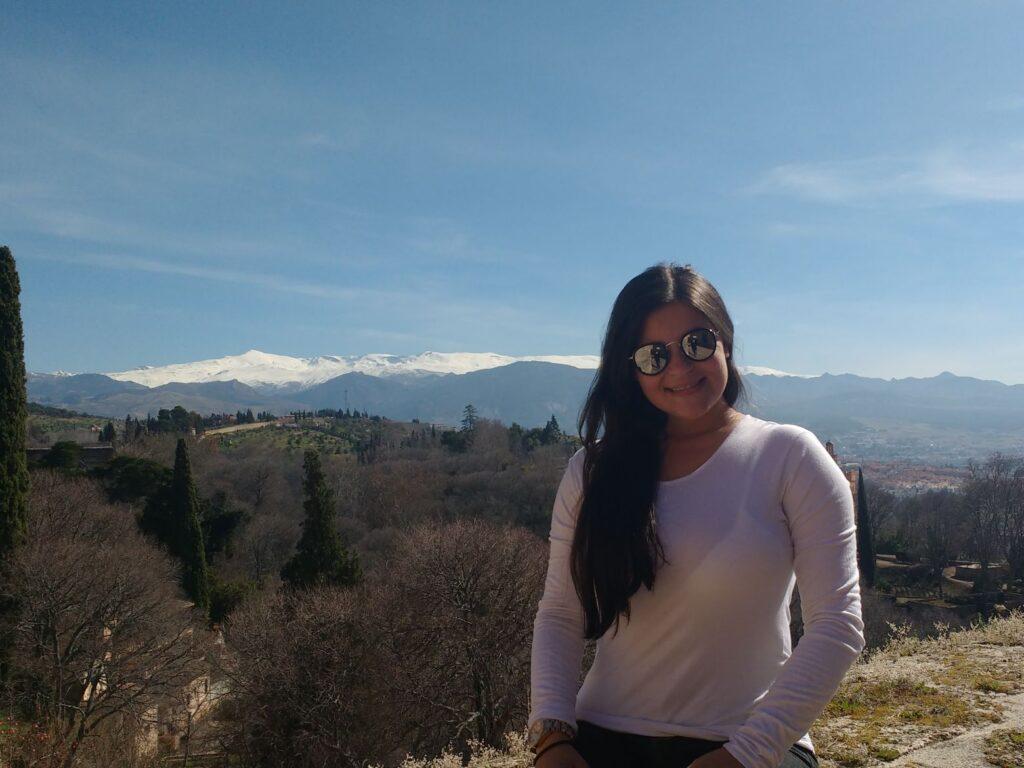 Alhambra em Granada - Andaluzia Espanha