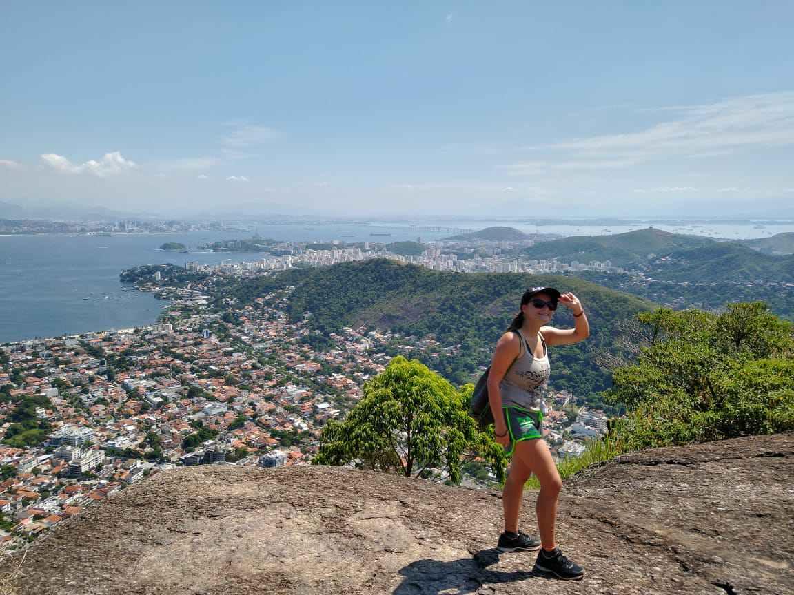 Morro Santo Inácio em Niterói